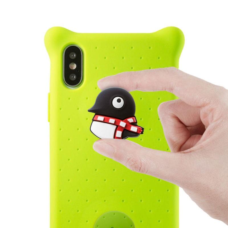 iPhone XS 手機殼 泡泡保護套 (5.8吋) - 客製組合