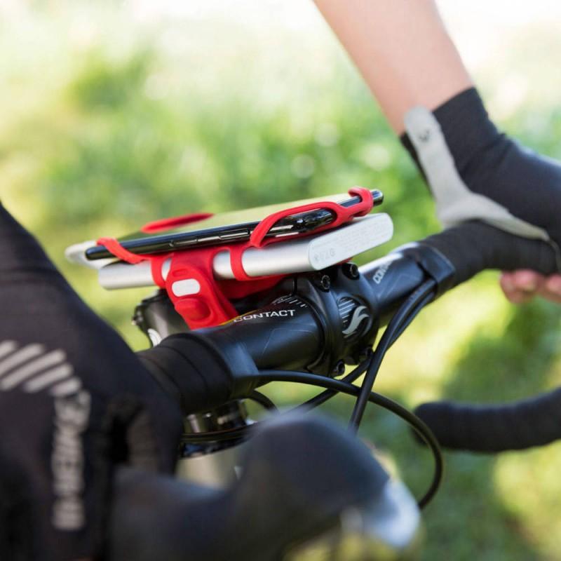 單車電源手機架-單車龍頭手機雙用綁 Bike Tie Pro-Pack