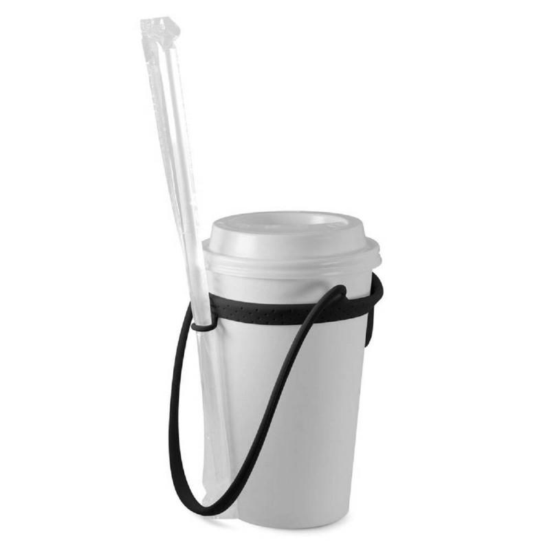 Cup Holder: Cup Tie - Black